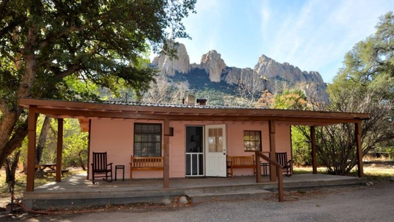 Lodging Cottages in Portal AZ