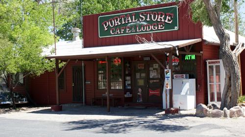 Portal Store and Café