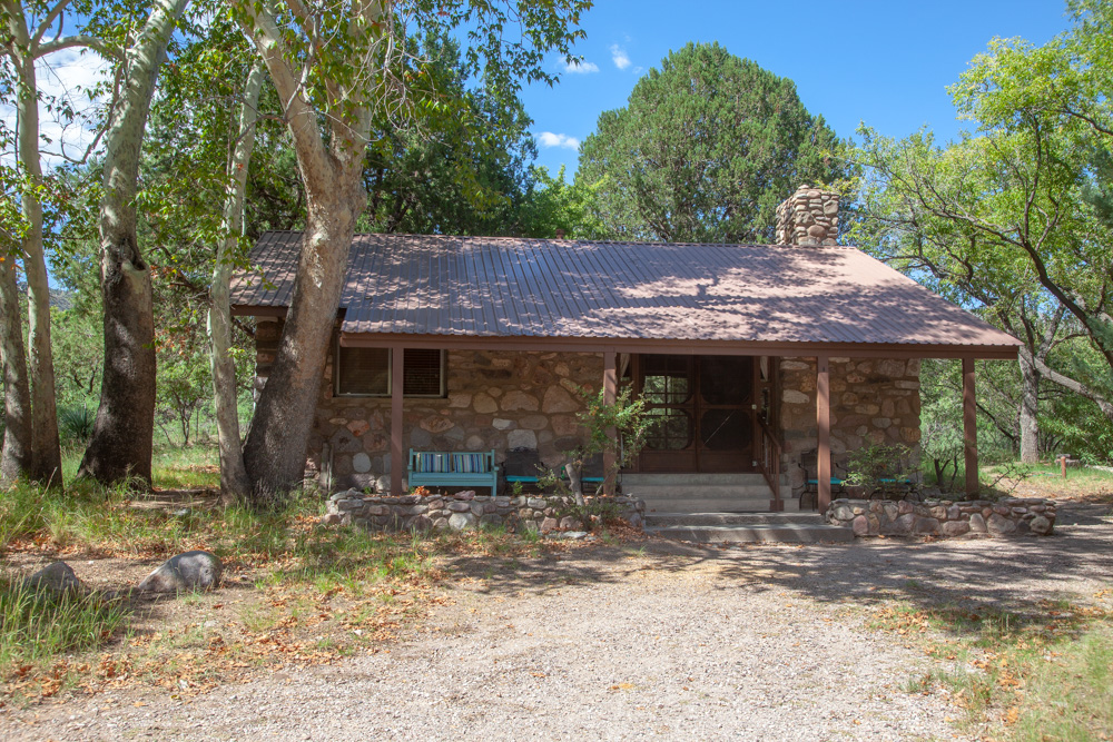 Cottage Rentals in Chiricahua Mountain, Portal AZ | Cave